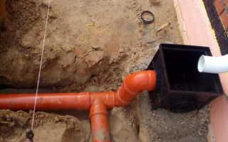 Установка дождеприемника для ливневой канализации: критерии выбора и особенности монтажа