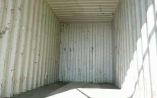 Утепление контейнера: устройство, материалы и инструменты, технология