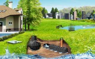 Автономная канализация своим руками: типы, советы и рекомендации