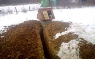 Зимний водопровод на даче из колодца: способы устройства, этапы монтажа и цена