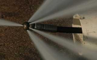 Гидродинамическая промывка канализации: принцип и порядок работы, насадки, плюсы и минусы