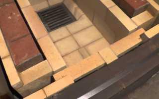 Футеровка печи: описание, способы осуществления, материалы и инструменты