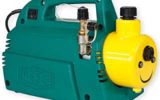 Вакууматор и вакуумный насос для кондиционера