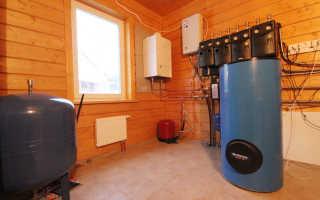Инженерные коммуникации в деревянном доме: окна, отопление, утепление, электричество