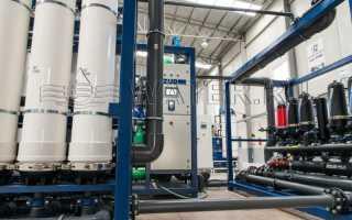 Ультрафильтрация воды: принцип действия, устройство систем, установка и цена