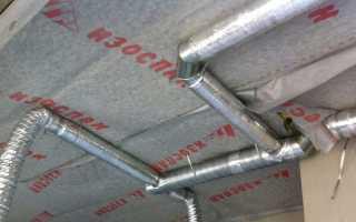 Обследование, ремонт и шумоизоляция систем вентиляции в квартире