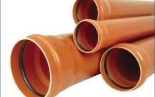 Раструб канализационной трубы: назначение, размеры и способы монтажа