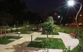 Уличное светодиодное освещение: разновидности ламп и фонарей, дюралайт