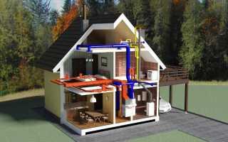 Новые технологии отопления частного дома и его монтажа
