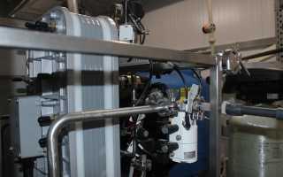 Электродинамическая обработка воды с помощью системы MultiSafe