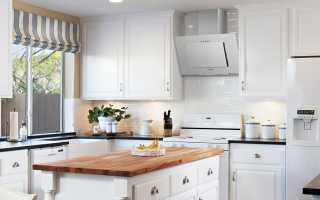 Размеры вытяжки для кухни: разнообразие параметров и особенности монтажа