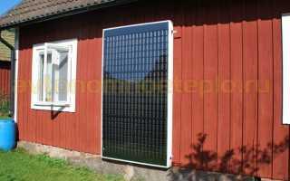 Солнечное отопление дома своими руками: коллекторы, батареи
