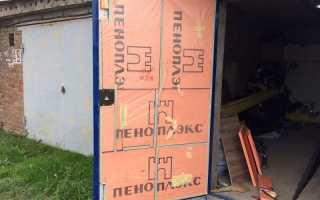 Утепление гаража: параметры и виды материалов, варианты своими руками