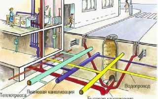 Устройство канализации в многоэтажном доме: нормы, особенности установки, эксплуатация