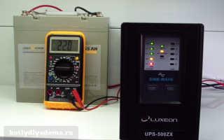 ИБП для газового котла: как выбрать и подключить бесперебойник к котлу отопления