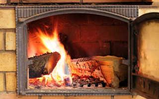 Как правильно топить печь дровами: розжиг и процесс топки, какое дерево подходит