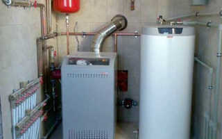 Подключение котла: двухконтурного, газового, электрического и другие варианты