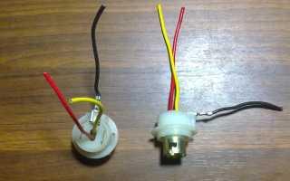 Электрический патрон: разновидности, назначение и особенности, маркировка