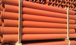 Обзор цветов труб для канализации: белые, серые, рыжие, черные