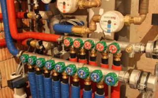 Коллектор для водоснабжения: назначение, устройство, критерии выбора и монтаж