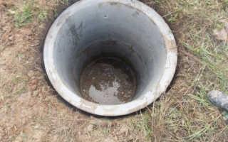 Устройство колодца для воды из бетонных колец: требования и конструктивные особенности