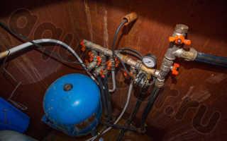 Одна скважина на два дома: монтаж, схемы подключения и эксплуатация