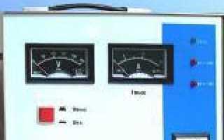 Феррорезонанс в трансформаторе напряжения: принцип работы стабилизатора напряжения