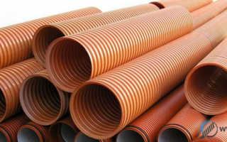 Канализационная труба диаметром 100 мм: область применения, материалы изготовления и цена за метр