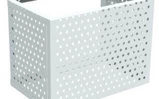 Антивандальные защитные решетки для кондиционеров