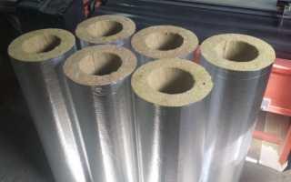 Цилиндры теплоизоляционные: основные виды, характеристики, область применения