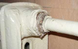 Герметик для труб отопления: правила выбора, разновидности, плюсы и минусы