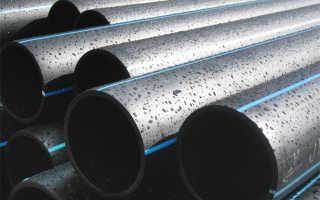 Прокладка водопровода в земле: виды труб, технология, методы утепления и стоимость за метр