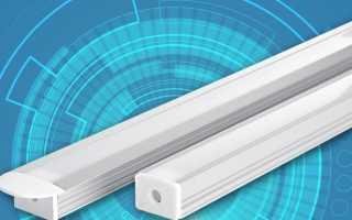 Короб для светодиодной ленты: алюминиевый, гибкий и угловой, виды фильтров