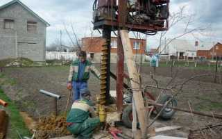 Буровая установка для скважин на воду своими руками: виды, инструменты и этапы монтажа