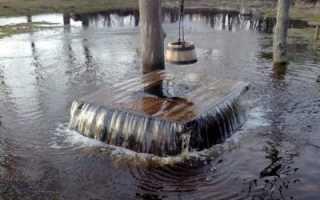 Уровень воды в колодце после дождя:влияние осадков и изменение показателей