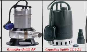 Дренажный насос Грундфос: принцип работы, устройство, модельный ряд и цена