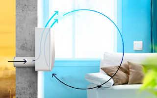 Установка вытяжной и принудительной систем вентиляции своими руками