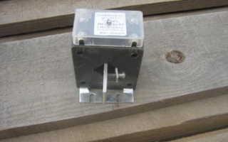 Трансформатор тока: суммирующий, вторичный, номиналы и конструкция
