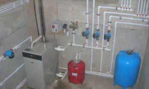 Как правильно запустить систему отопления в частном доме