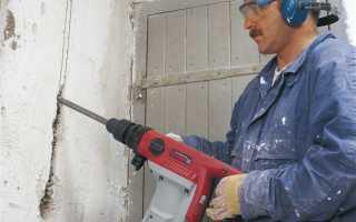 Штробление стен под проводку: инструменты, размеры штроб и способы штробления