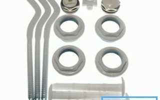 Монтажный комплект для радиатора отопления: разновидности, составляющие