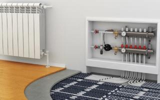 Незамерзающая жидкость для систем отопления дома своими руками