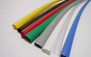 Кембрики для проводов: для чего применяется и как правильно пользоваться