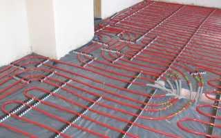 Теплый пол электрический: технические характеристики, плюсы и минусы, монтаж