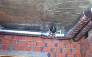 Система вентиляции в кирпичном доме
