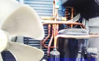 Зимний пакет для кондиционера: схема подключения и установки
