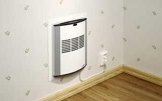 Приточная вентиляция с подогревом воздуха для квартиры и дома