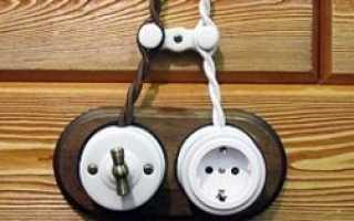 Скрытая проводка в деревянном доме: какой кабель выбрать и способы его прокладки