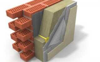 Утеплитель под штукатурку фасада: маттериалы, толщина, способы монтирования