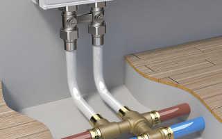 Отопление частного дома пластиковыми трубами и радиаторами